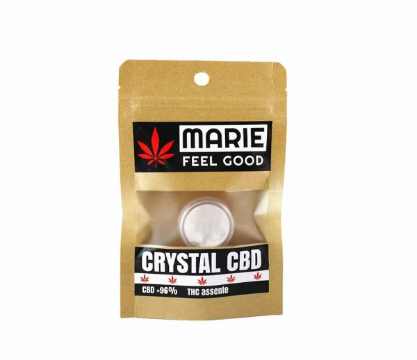 Crystal CBD Package Front