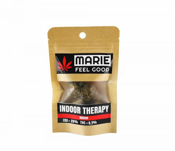Indoor Therapy Package Front